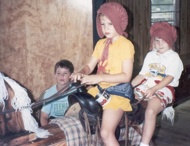 Pioneer Camp | Inviting Joy